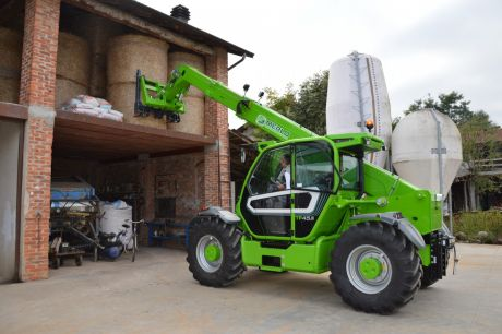 Merlo Turbofarmer Heavy Duty TF45.11